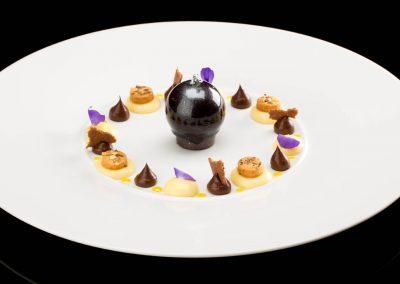Campus BNP Louveciennes - Mousse chocolat au the