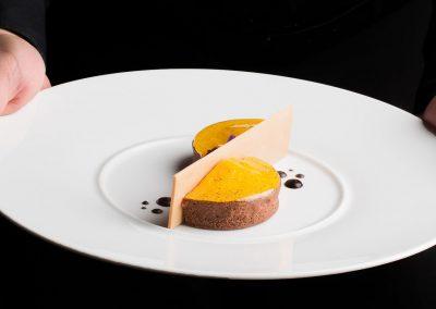 Campus BNP Louveciennes - Tartelette chocolat caramel
