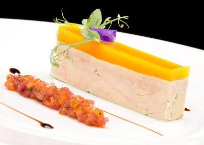Campus BNP Louveciennes - Terrine de foie gras de canard